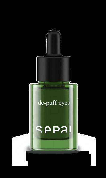 DE-PUFF EYES Anti-Tränensäcke-Augenpflege-Serum